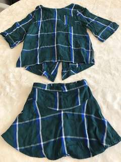 Old navy 2 pc co-ords 4T