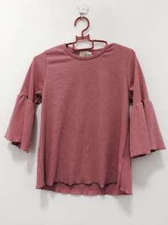 #20Under - Pink Top