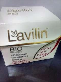 lavilin underarm deodorant cream(包本地平郵)