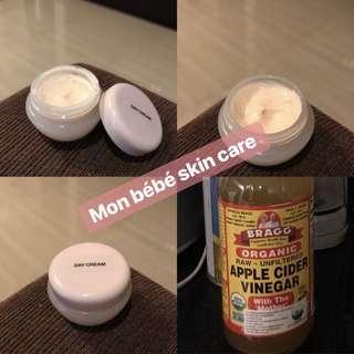 mon bébé Skin Care