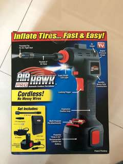Air Hawk air pump