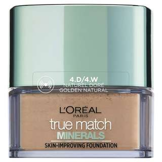 L'Oréal True Match Mineral Foundation