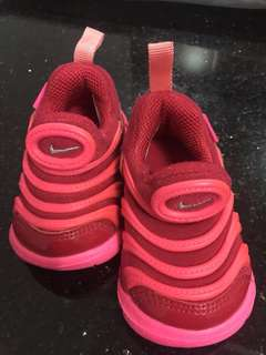 authentic baby nike