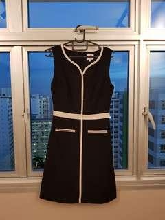 OL black dress