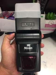 Nissin speedlight Di622 Mark ii