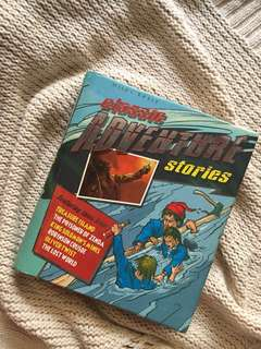 Classic Adventures Book By Miles Kelly