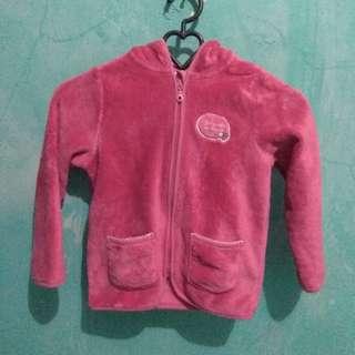 Jaket anak perempuan merk S. OLIVER size 2T
