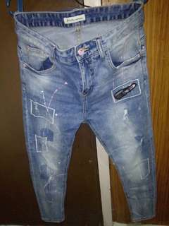 Fashionable jeans