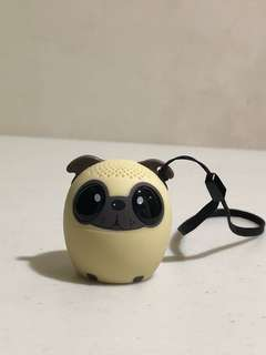 Pug Speaker