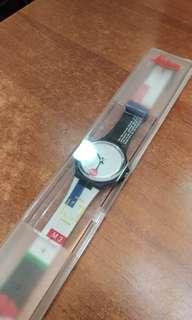 萊卡leica 跟 swatch 手錶合作的錶款~限量2000隻 40週年M系列限定 非底片相機 復古相機