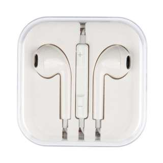 Non-authentic Apple Earphones