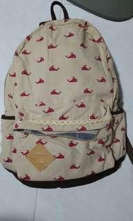 Whale Backpack