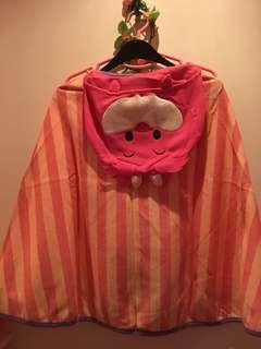 妙妙貓披肩 tsum tsum款