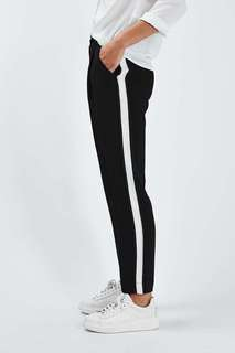 Jogger stripe pants