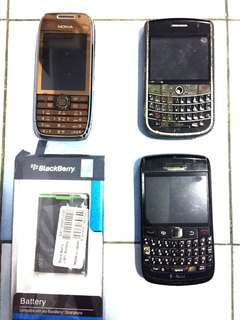 Hp, handphone bb blackberry