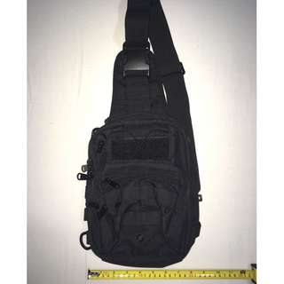 MILITARY Tactical Bag (Sling to Crossover CONVERSION)