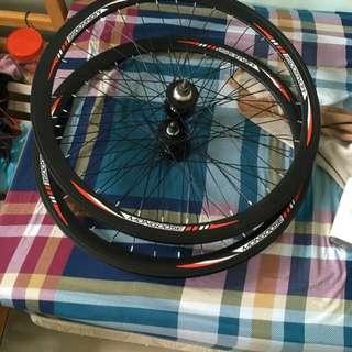 Quando wheel sets