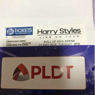 SELLING 1 UPPERBOX HARRY STYLES MANILA
