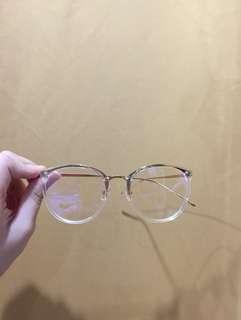 Kacamata trendy - used once