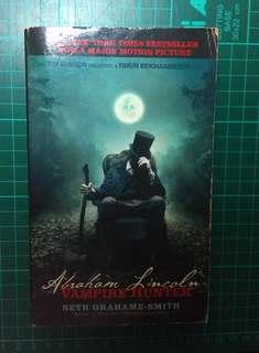 Abraham Lincoln Vampire Hunter by Seth Graham Smith