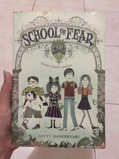 School of Fear Pocketbook