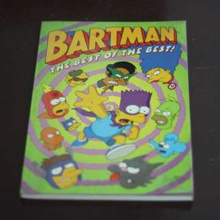 Bartman: The Best of the Best! by Matt Groening