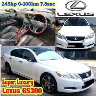 ✨Lexus Super Luxury GS300 ($75) ✨Estima ($79) ✨BMW 120i Convertible ($69) ✨BMW 525i ($69) ✨Private Hired Rent Car Leasing Toyota Estima  ($71) for Grab Car Rental