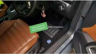 VW Volkswagen Scirocco. Car mats. Car carpets. Coil mats.