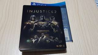 PS4 Injustice 2 Day One Edition for rent