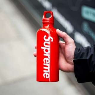 SUPREME 0.6L WATER BOTTLE SS18