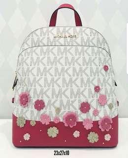 Michael Kors Emmy Floral Backpack