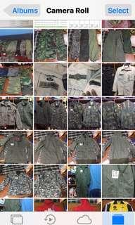 Pakaian Askar/ARMY