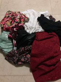 ❗️Stash of clothes for $10 ONLY❗️