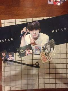 Bts jungkook fansite goods