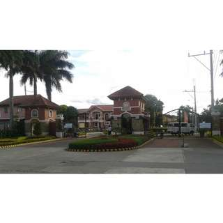 For SALE 2 STOREY SINGLE DETACHED HOUSE at Fortezza Crown Asia (RFO)