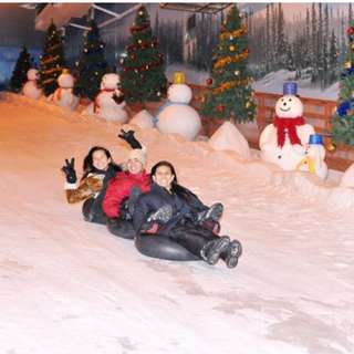 Snow City Singapore – 1 HOUR ****** Etickets********