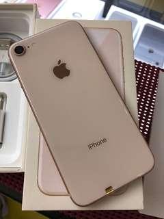 iPhone8 64G 金色 二手