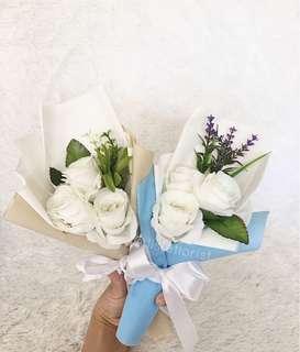 Mini Bouquet buket bunga mini artificial flower