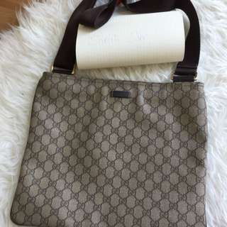 Gucci messenger bag