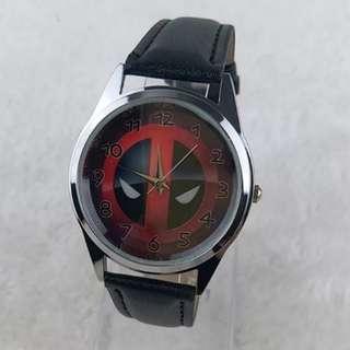 [NEW] Marvel Deadpool Wristwatches men boy women girl