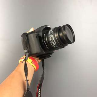 Canon 550D for rent