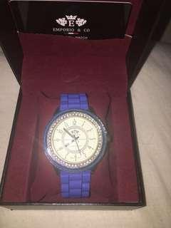 Emporio & Co luxury watches