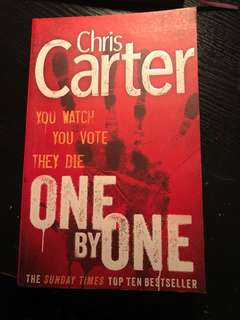 One by One Chris Carter