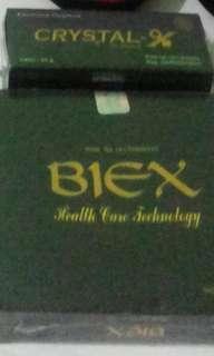 Cristal X & Biex pembesar payudara