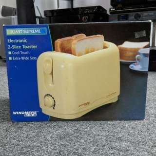 Windmere USA Toaster