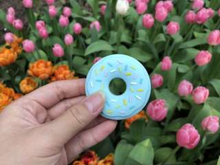 Baby Teether (Donut Design)