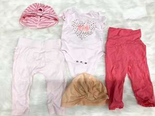 Babies clothes set
