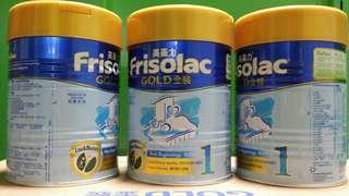 【觀塘/廣源】18罐$1750 Frisolac 美素力1號 美素佳兒 奶粉 400g 食用期至2019年9月