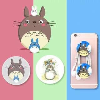 Totoro / kumamon popsocket