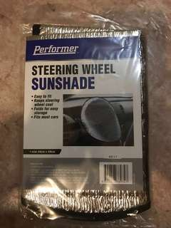 Steering Wheel Sunshade